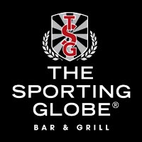 a logo of the sporting globe