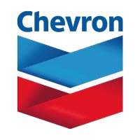 logo of chevron; a happy client that used our dj hire_service