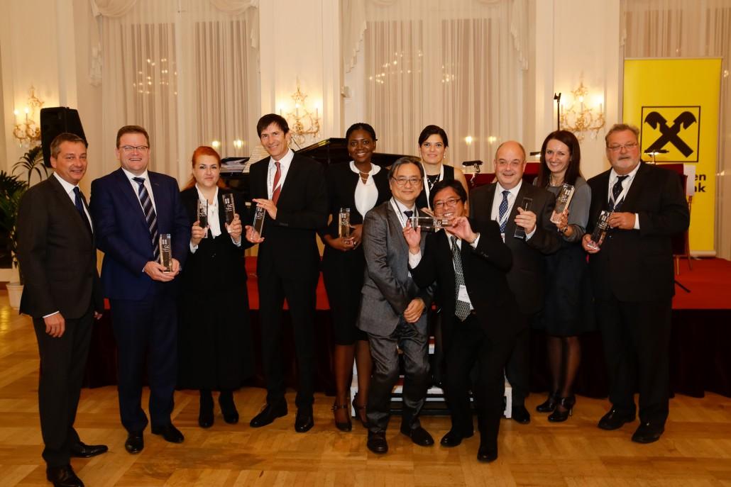 Sponsor of the Year der International Factors Group