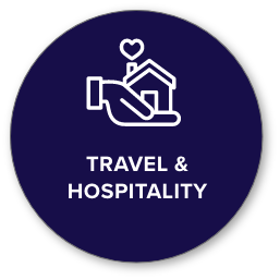 travel and hospitality icon
