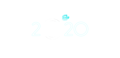 AWE USA 2020 Logo white