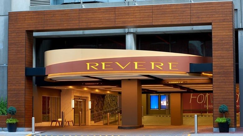 revere hotel venue 2017 boston