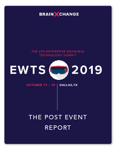 cover image of the post event report
