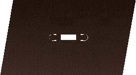Horiso - External Venetian Blind - Dark Brown