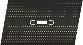 Horiso - External Venetian Blind - Perforated Slat