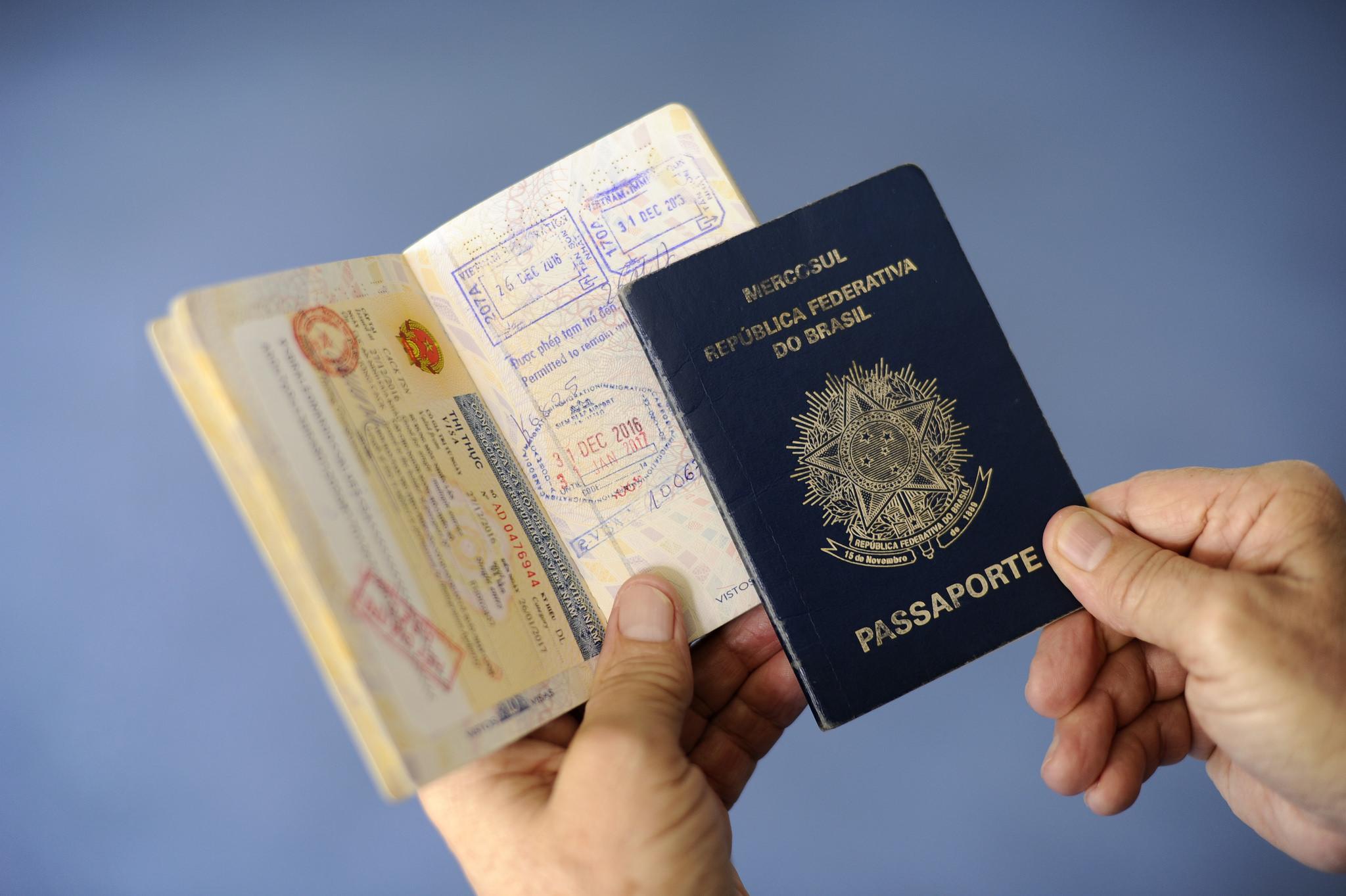 Emissao De Passaporte Tutorial Detalhado Completo Para Solicitar 2019