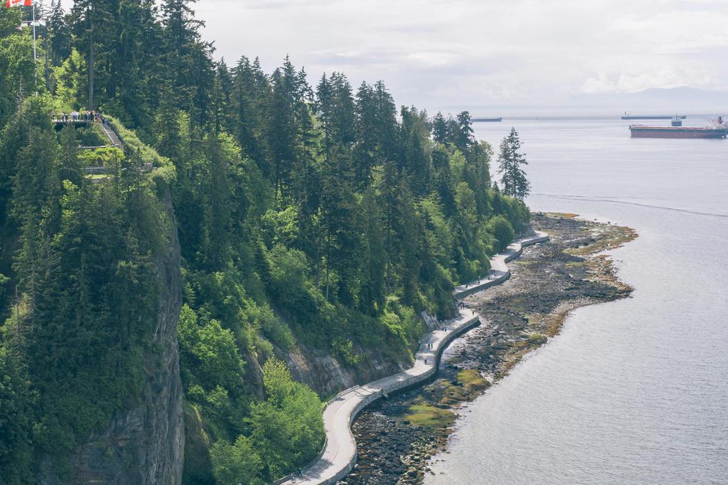 Vancouver - Canadá - Stanley Park
