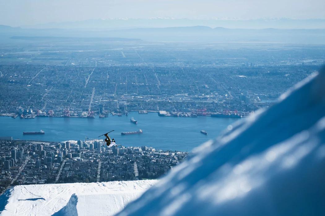 Vancouver - Canadá no inverno