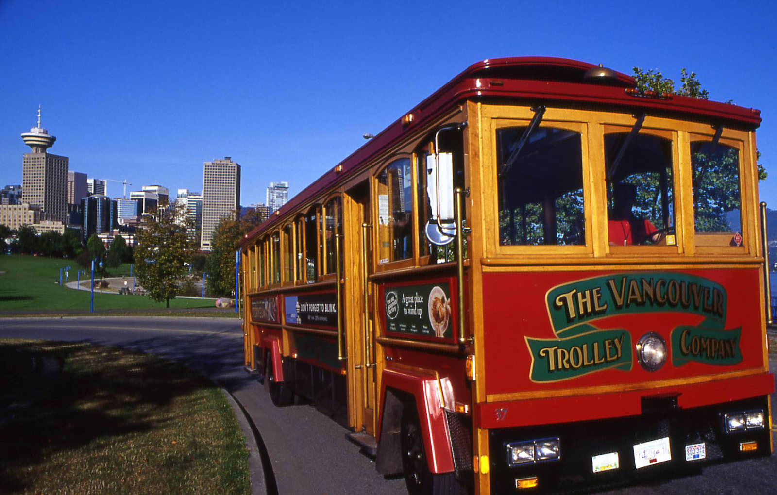 ônibus em Vancouver