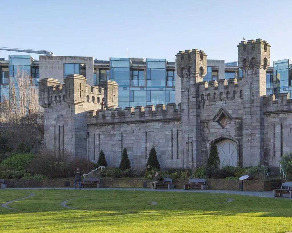 Dublin Castle, Dublin, Irlanda