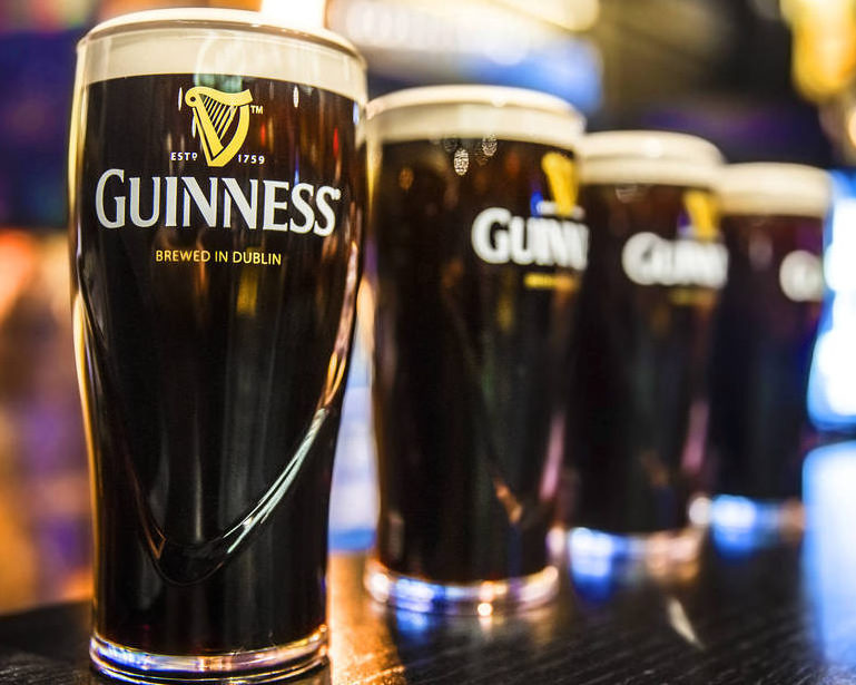 Cervejaria Guinness, Dublin, Irlanda