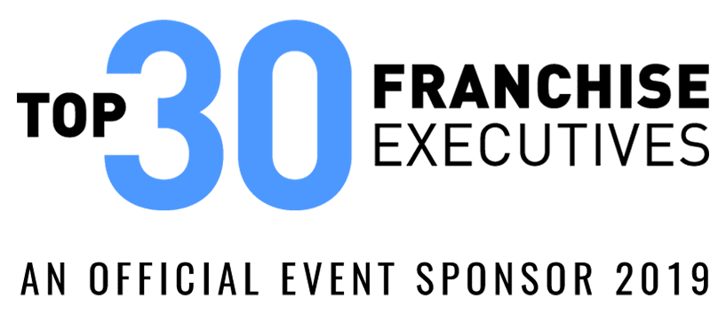 Top 30 Franchise Executives Official Sponsor 2019