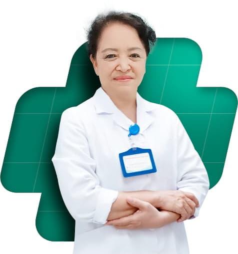 Bác sĩ CKI Trần Thị Thành