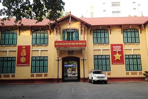 Khám chữa trĩ tại bệnh viện Việt Đức Hà Nội