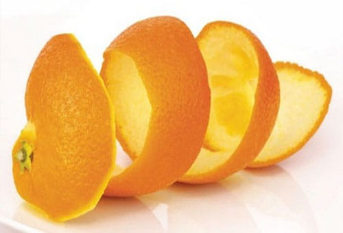 Cách điều trị hôi nách vĩnh viễn tại nhà với vỏ cam