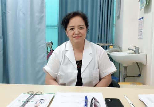 Bác sĩ Trần Thị Thành tư vấn bệnh phụ khoa