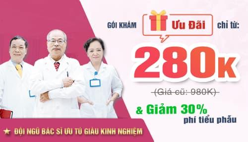 Nhận ưu đãi tại phòng khám bệnh xã hội Hưng Thịnh