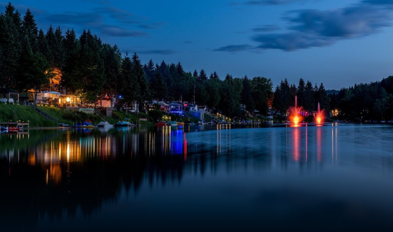 Lac de nuit