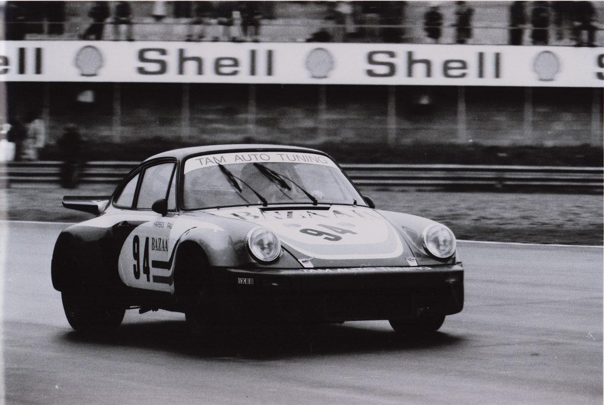 Ex-Giorgio Schön Porsche 3.0 RSR race return - Maxted-Page - Porsche specialists