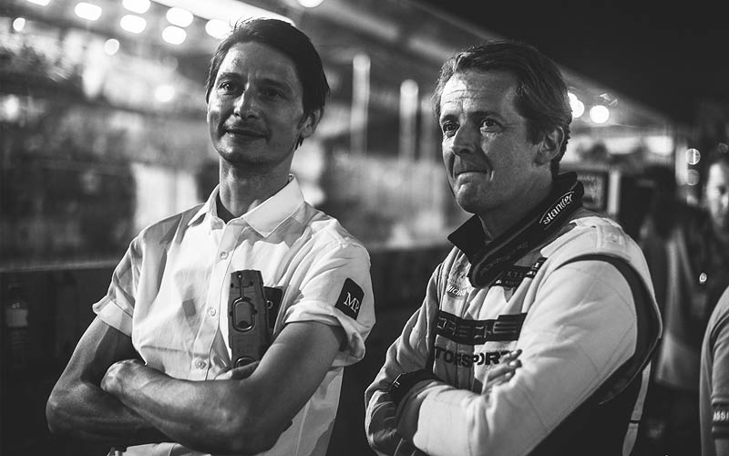 Meet the drivers of the Le Mans Classic 2016