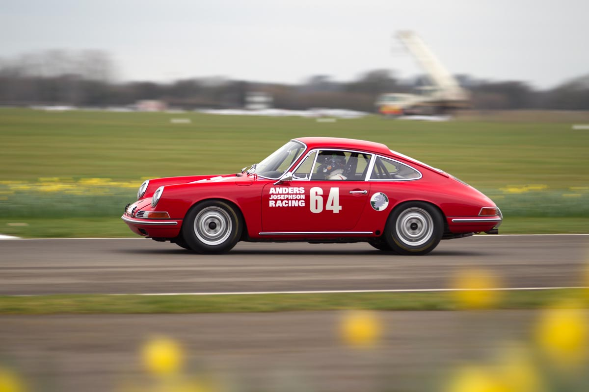76th Goodwood Members Meeting — Maxted-Page