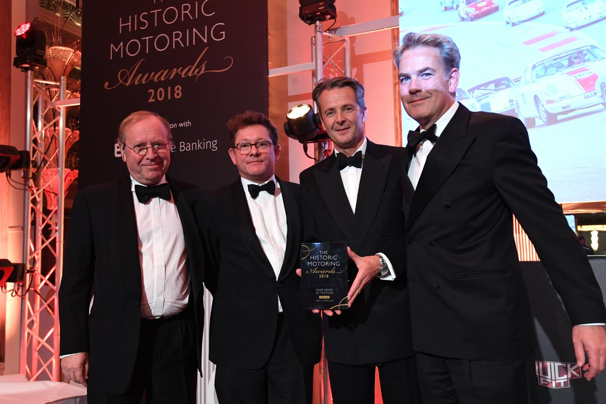 2.0L Cup wins Race Series of the Year — Maxted-Page historic Porsche racing specialists