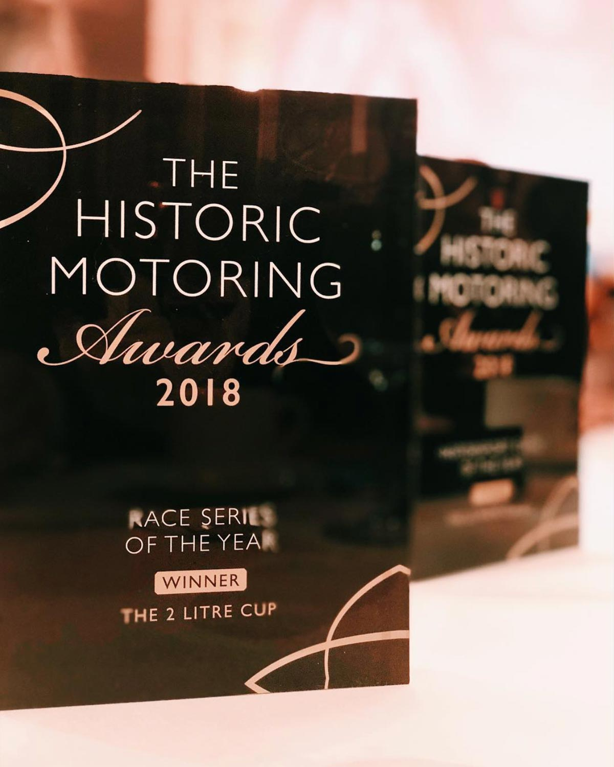 2.0L Cup wins Race Series of the Year — Maxted-Page historic Porsche UK