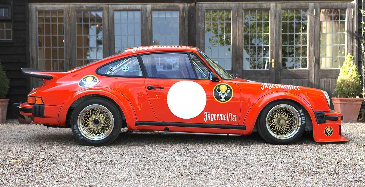 1976 Porsche 934 RSR Turbo - Group 4