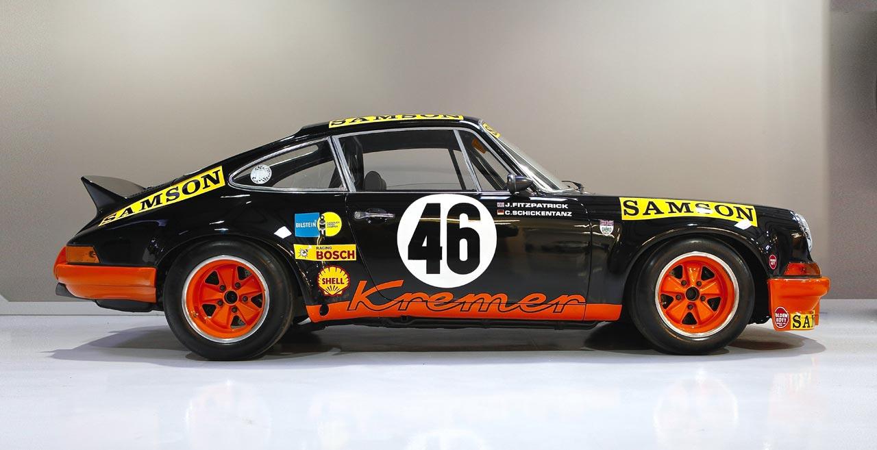 1973 Porsche Carrera 2.8 RSR - M491