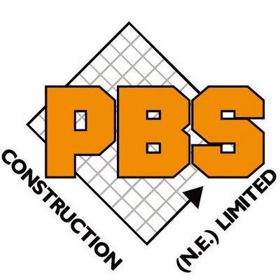 PBS Construction logo