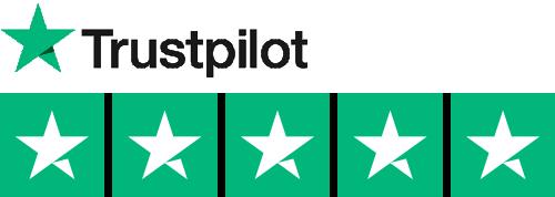 Trust Pilot 5 Star
