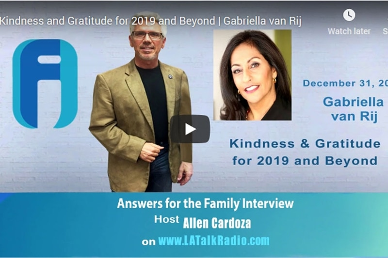 Answers for the Family interviews Gabriella van Rij