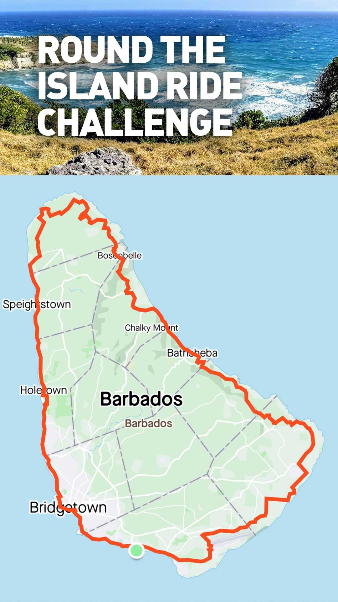 Barbados Great Adventure Tour