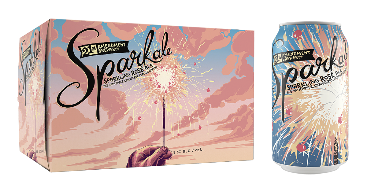 Releasing Our Next Year-Round Beer, Sparkale!