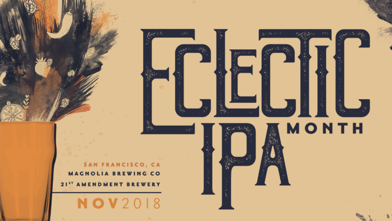 Join us! Eclectic IPA Month Beer School