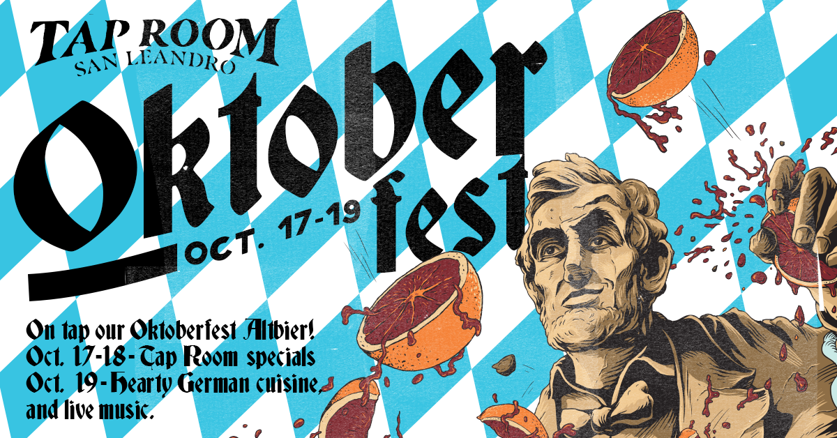 Oktoberfest at the San Leandro Tap Room