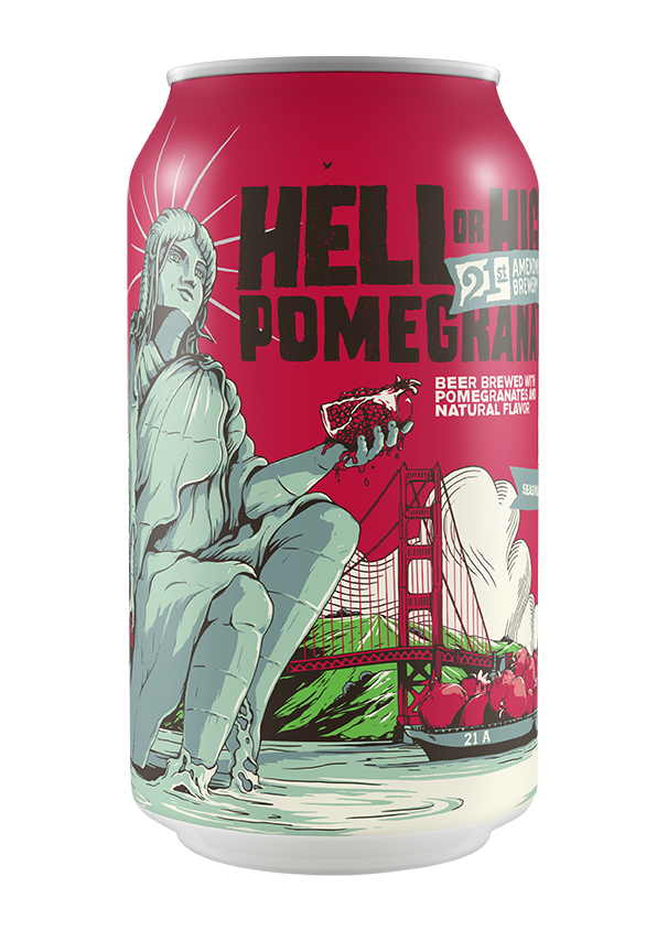 Hell or High Pomegranate