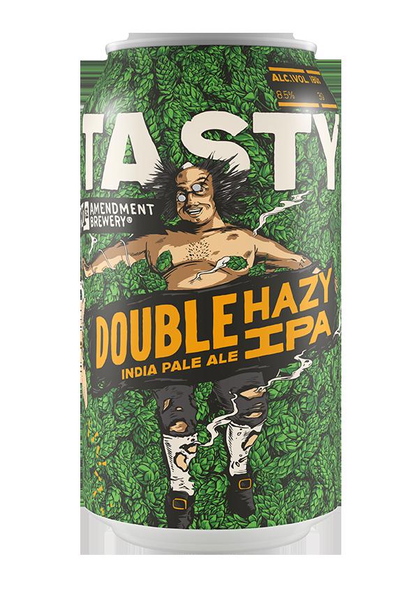 Tasty Double Hazy IPA