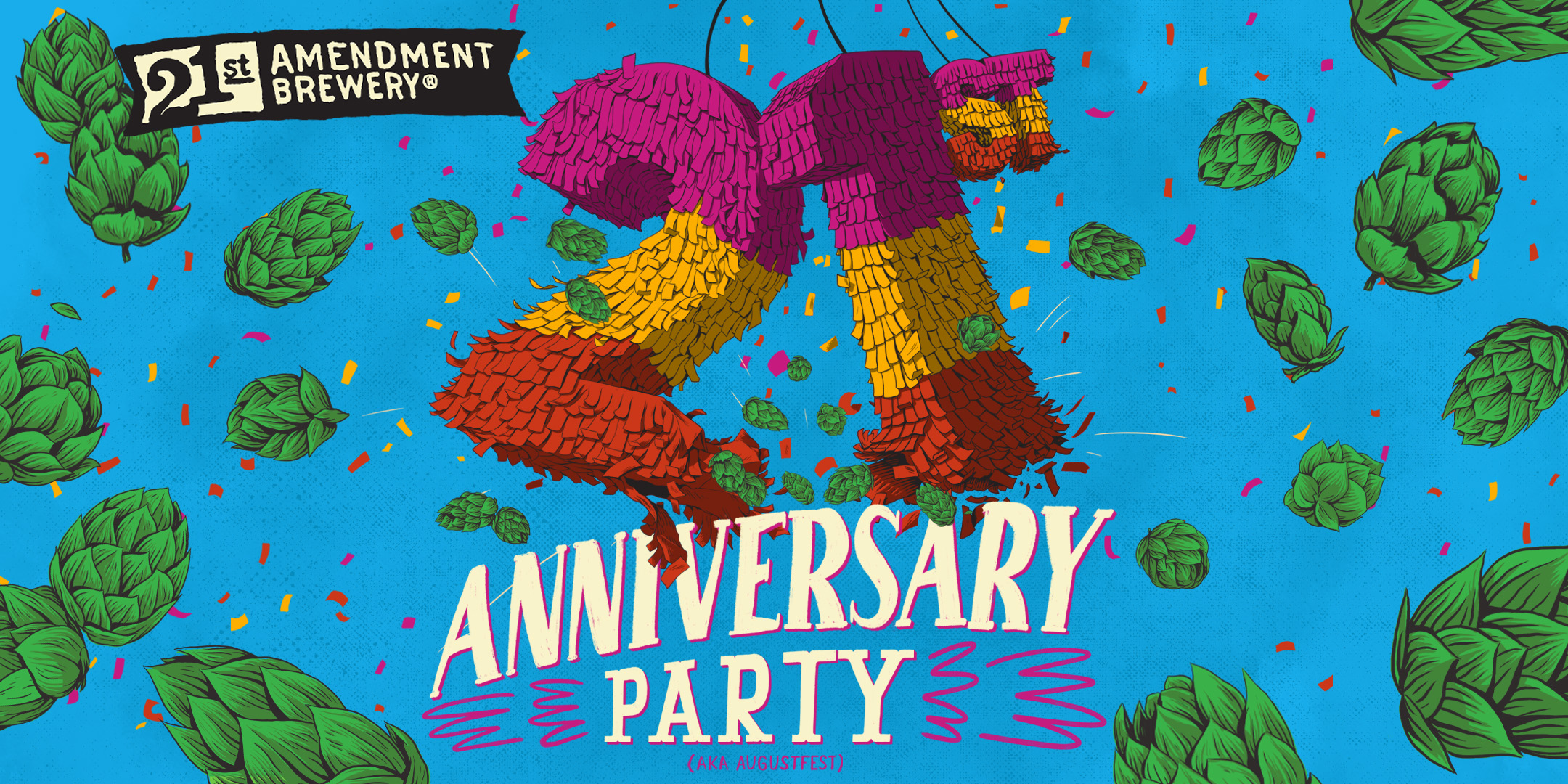 21st Anniversary Party