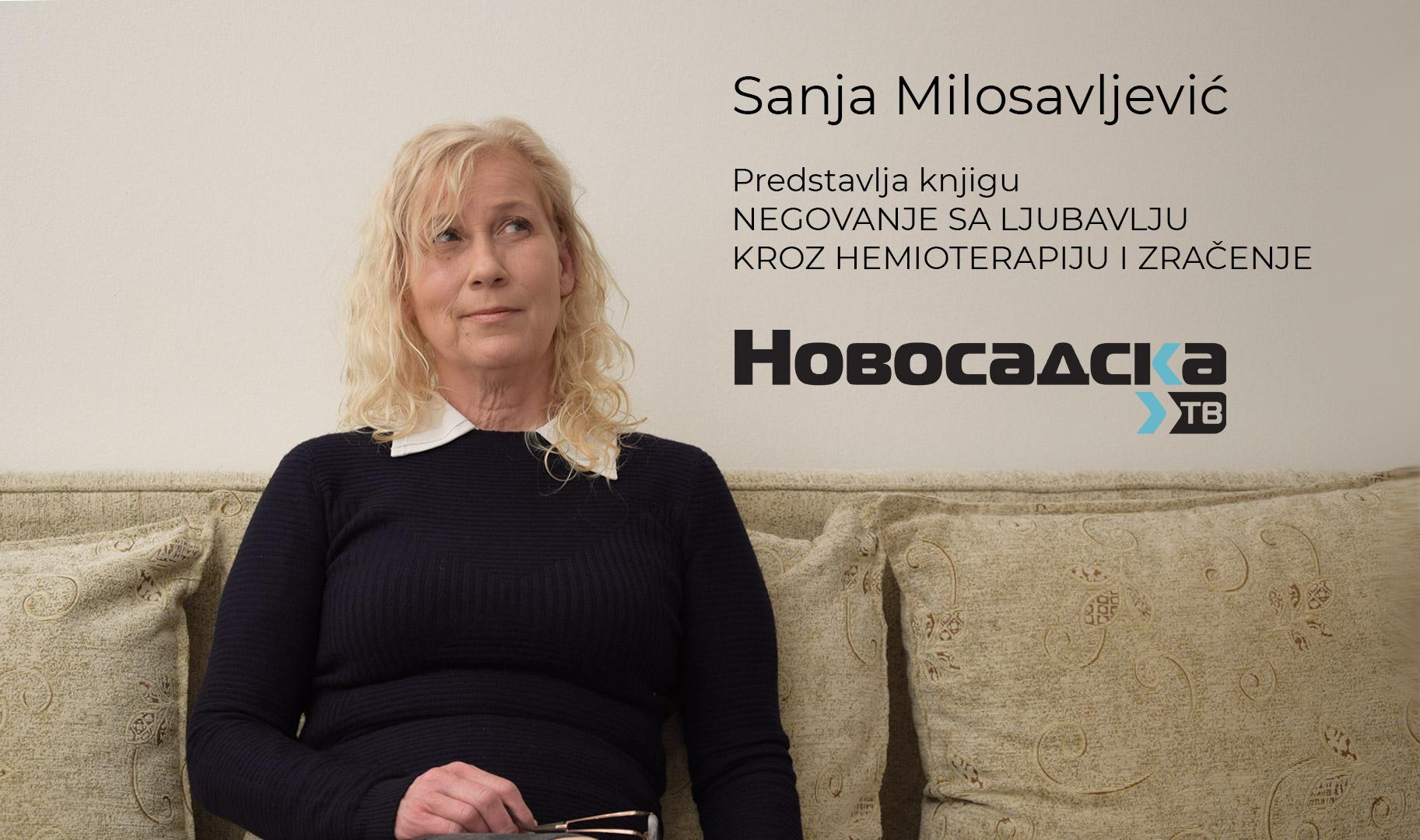 Sanja Milosavljevic NOVOSADSKA TV