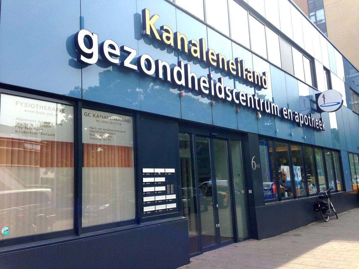 GZC Kanaleneiland