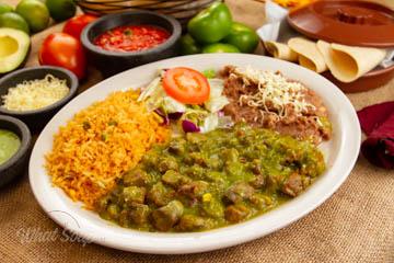 La Hacienda Mexican Restaurant Milanesa de Pollo