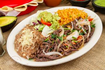 La Hacienda Mexican Restaurant Laha Nachos
