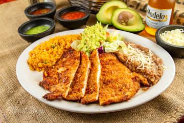 La Hacienda Mexican Restaurant Alambre