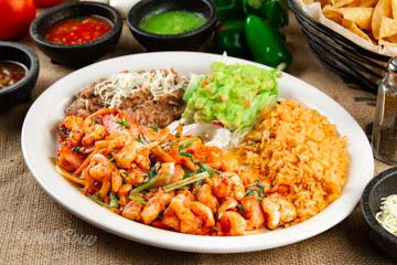 La Hacienda Mexican Restaurant Fish Tacos