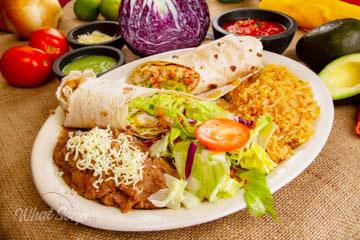 La Hacienda Mexican Restaurant Mole poblano