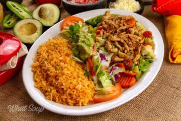 La Hacienda Mexican Restaurant Caldo de Polo