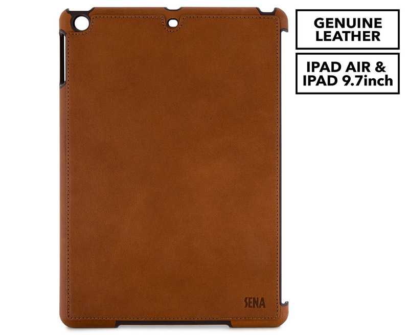 Sena Lugano Leather iPad Case for iPad Air