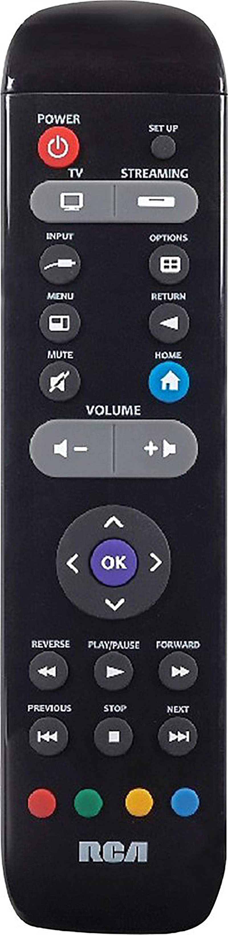 RCA - Universal Streaming Remote