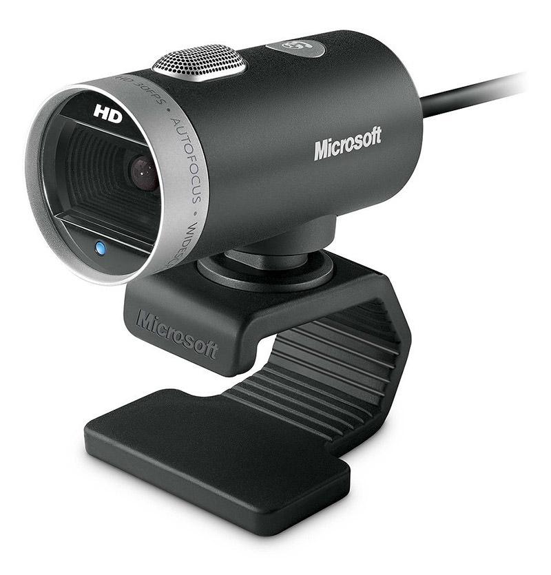 Microsoft LifeCam 6CH-00001 Cinema Webcam